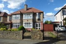 semi detached property for sale in Gaynes Park Road...