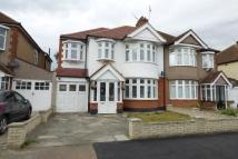 4 bed semi detached property in Springfield Gardens...