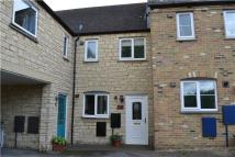 Terraced house in Barrington Close, Witney...