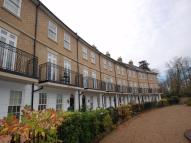 Terraced house in Sovereign Crescent...