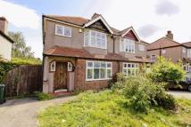 Court Farm Road semi detached house for sale
