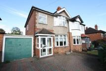 semi detached property to rent in Montbelle Road...
