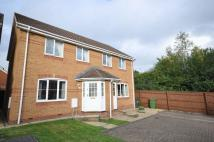 semi detached home for sale in Gibbs Leaze, Hilperton...