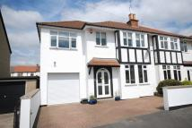 4 bed semi detached house in Braikenridge Road...