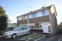 3 bed semi detached property in Woodhayes Road, Frome