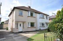 3 bed semi detached property in Dommetts Lane, Frome