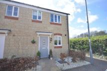 End of Terrace home for sale in Tanner Close, Radstock