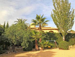 Luxury Villa in Calpe, garden