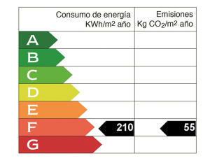 Duplex Penthouse in Moraira, Energy Certificate