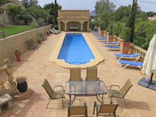 Luxury Villa in Benissa, Pool