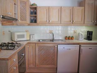 Finca in Benissa, Exterior Kitchen