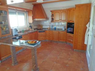 Finca in Benissa, Kitchen