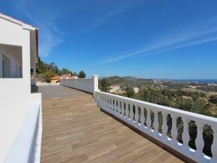 Villa in Calpe, Terrace