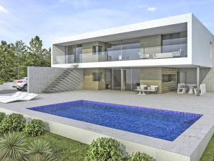 Modern Villa in Moraira, Villa