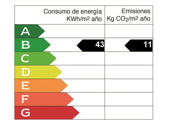 Luxury Villa in Cumbre del Sol, Energy Certificate