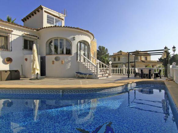 Villa in Benissa, Villa