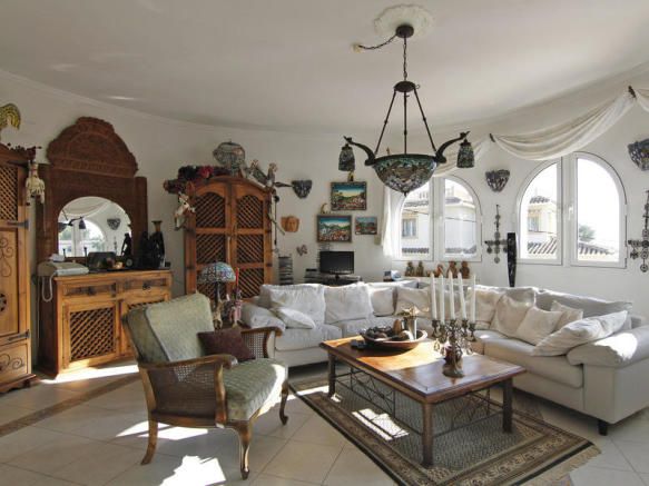 Villa in Benissa, Interior