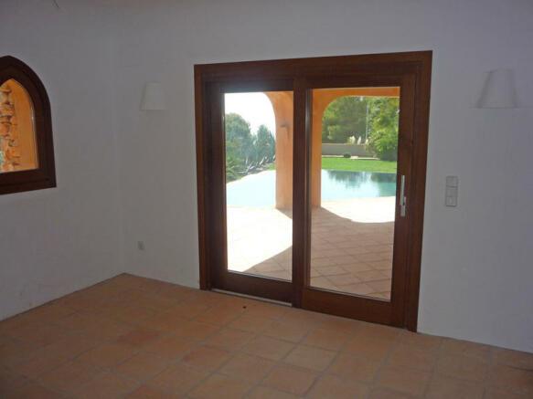 Villa in Moraira, Interior