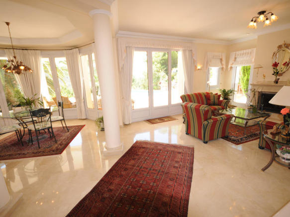Luxury Villa in Moraira, Interior