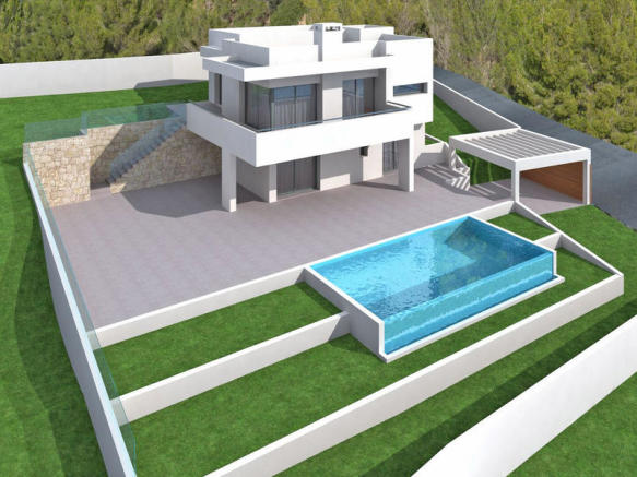 Villa in Moraira - San Jaime, Villa