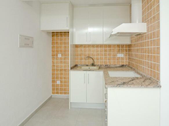 Ibiza Style Villa in Moraira, Kitchen