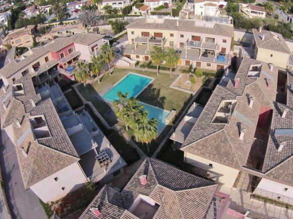 Apartment in Benissa, Residential