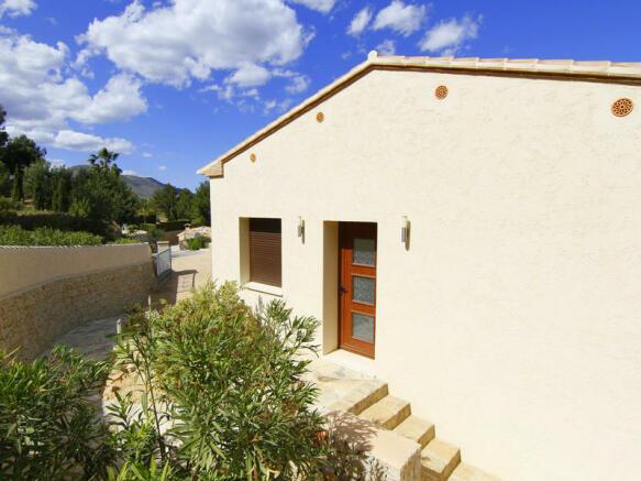 Luxury House in Calpe, Villa