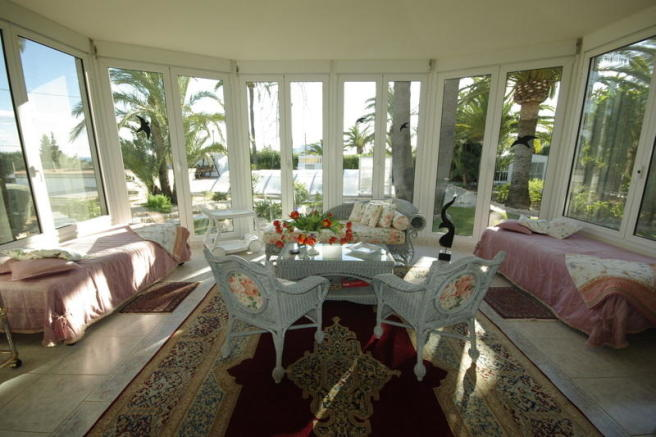Luxury Property in Benissa, interior