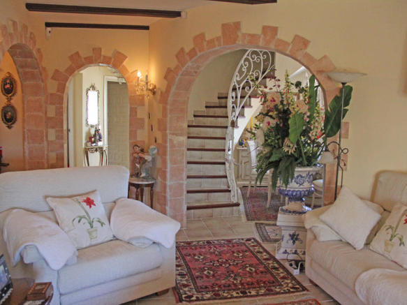 Villa in Calpe, Interior