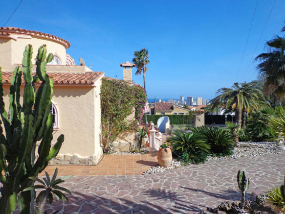 Villa in Calpe, Views