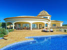 5 bedroom Villa in Moraira, Alicante...