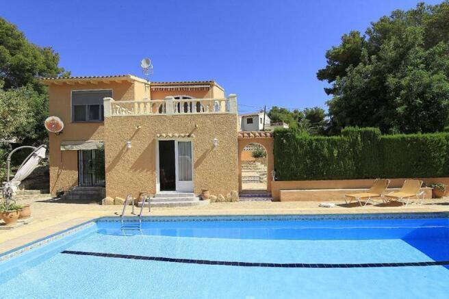 House in Benissa, villa