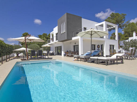 Modern Luxury Villa in Moraira, Villa