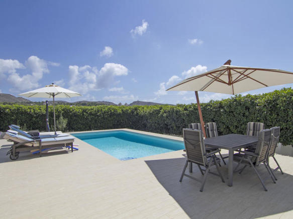 Modern Luxury Villa in Moraira, Terrace