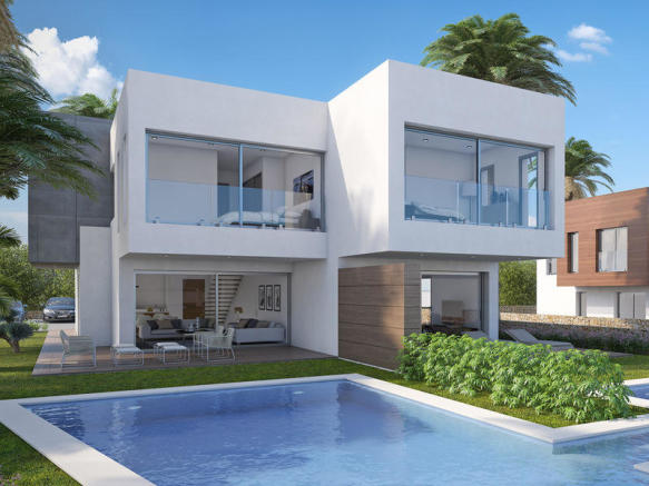 Luxury Semi-Detached in Moraira