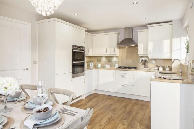 Morpeth kitchen