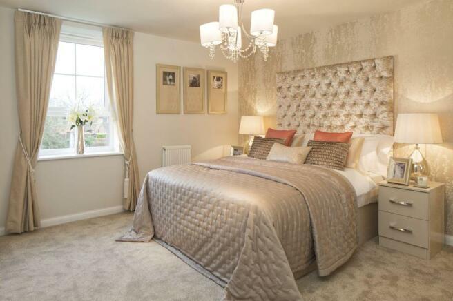 Kennington bed 1