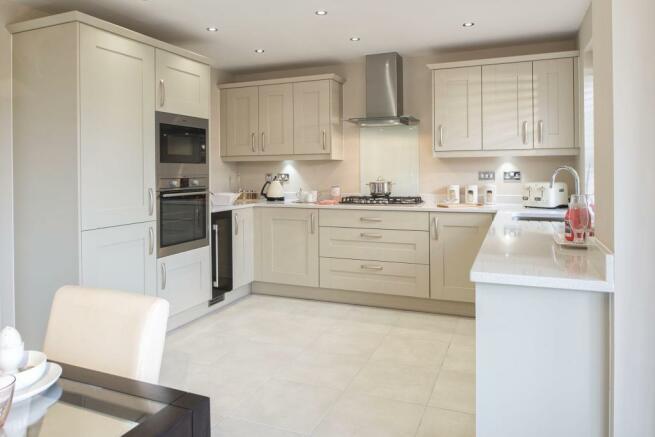 Kennington kitchen