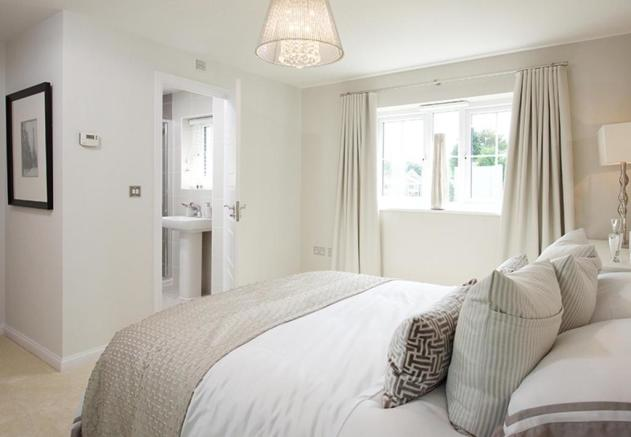 Somerton master bedroom