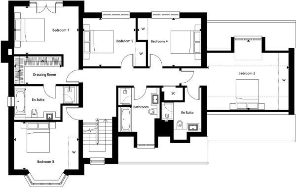 Edwardes First Floor
