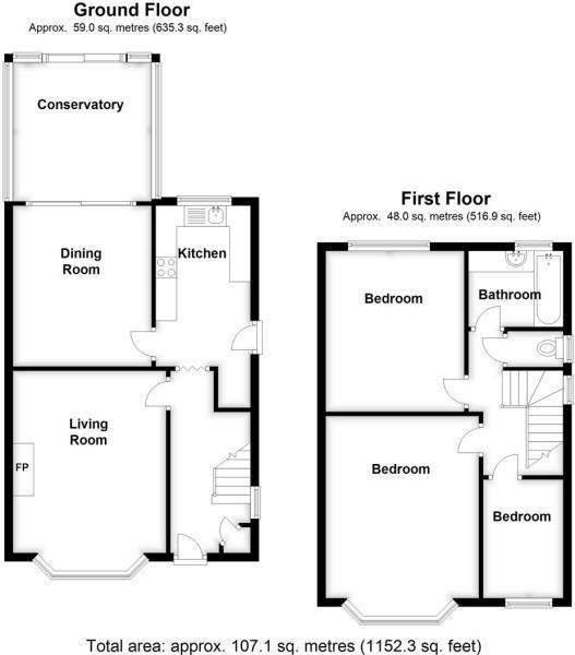 56 Ridgewood floor p