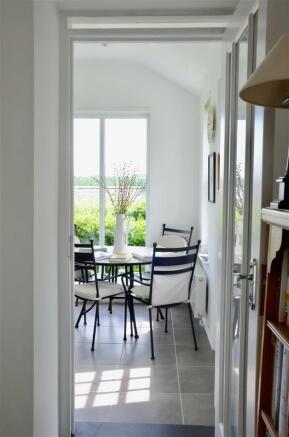 Garden room / view