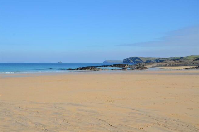 Harlyn Bay Beach 200