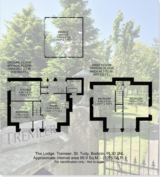 Lodge House floor plans