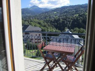 View to Mont Joly