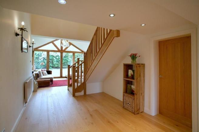 Hall to Garden Room