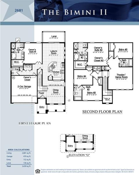 Bimini Floor Plan