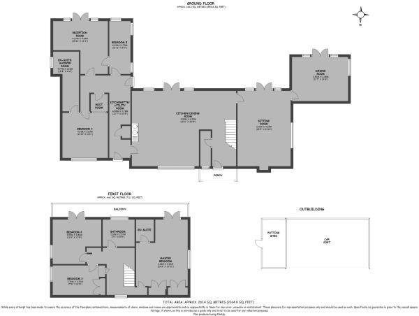 Swan Grove Floorplan