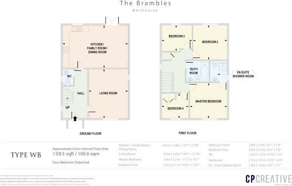Plot 6 Floor Plans