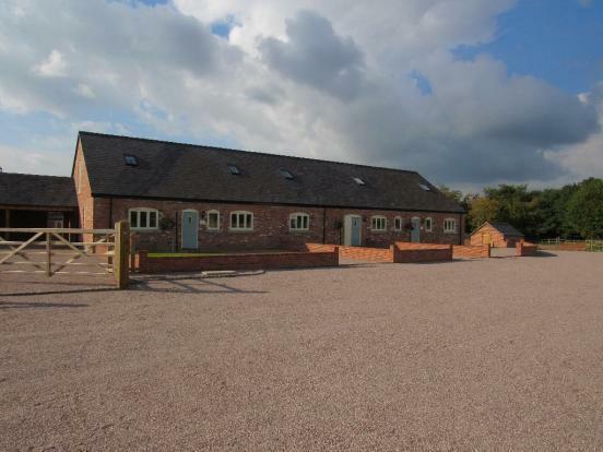 4 Bedroom Barn Conversion For Sale In Adderley Hall Barns